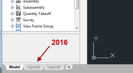 Civil 3D release comparison 2014 to 2016